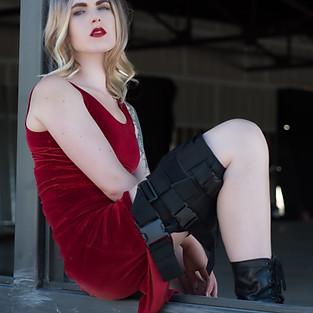 Alice-Resident Evil with Melanie Smith