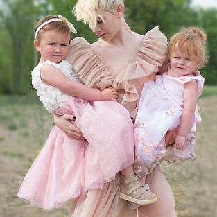 Mommy and Me Portraits- Jasmine Shank