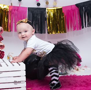 Miss Harley is One-Cake Smash