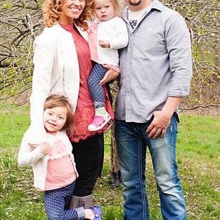 Kayla's Family Session