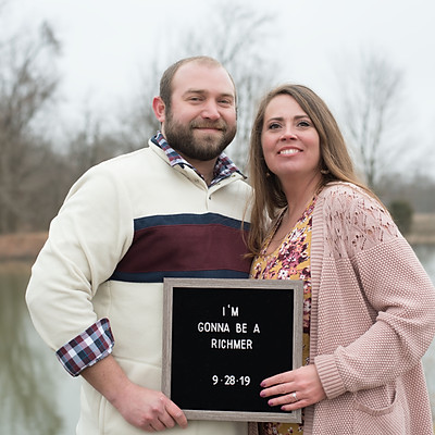 Tom & Amber Richmer Save the Date