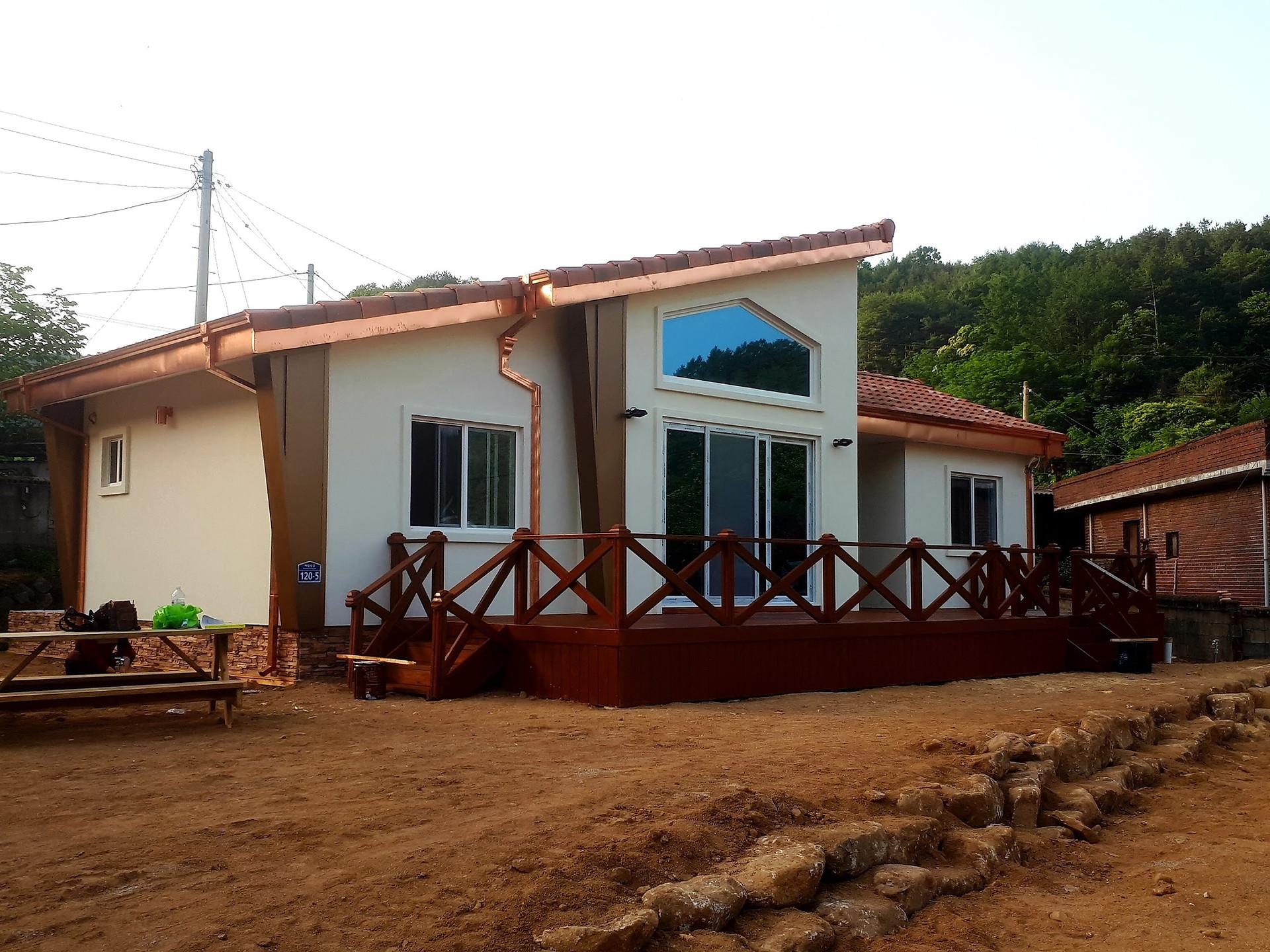 예천군 28평 농가주택