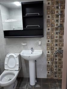 화장실 마감