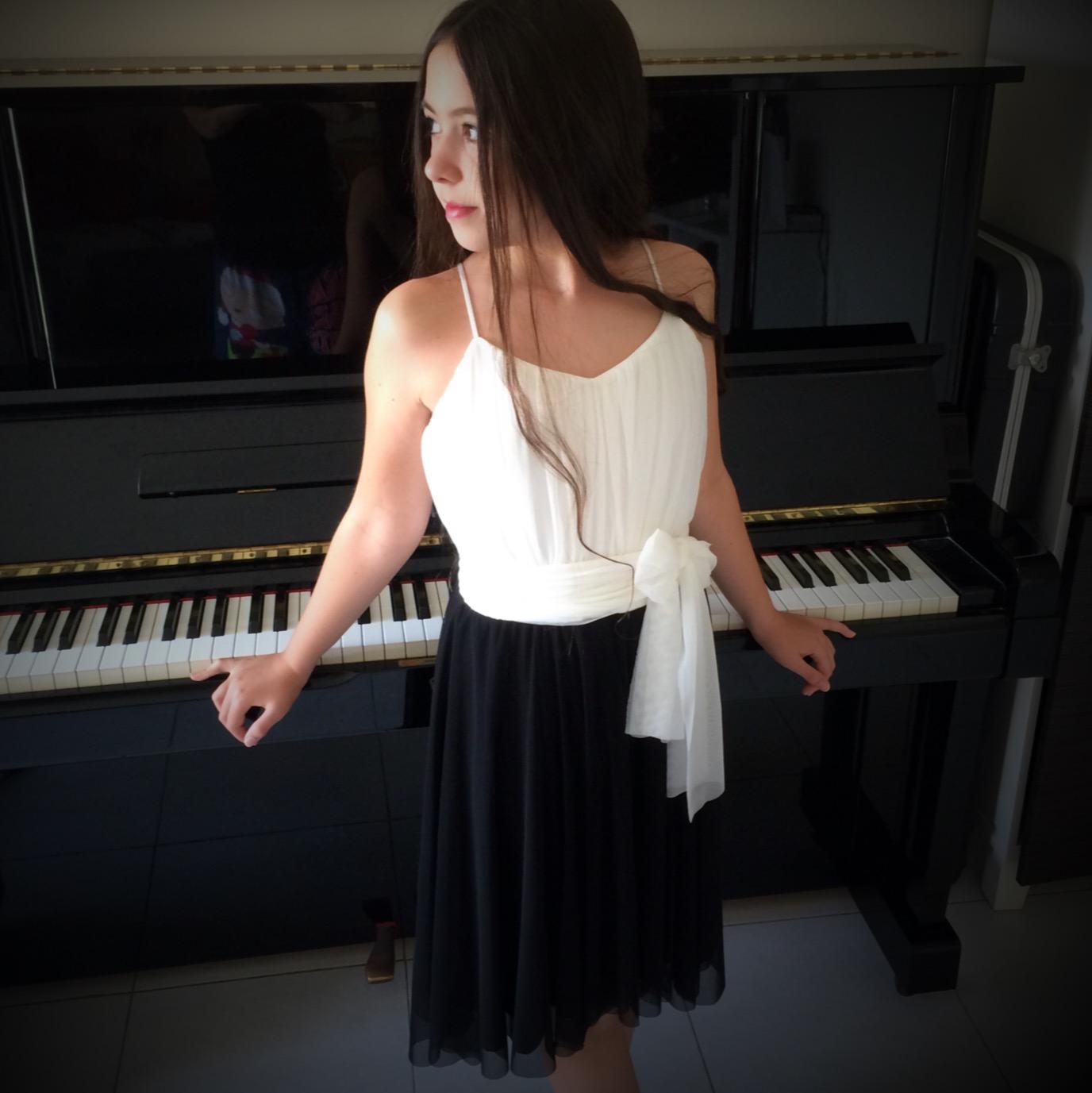 שמלת בת מצווה בלרינה
