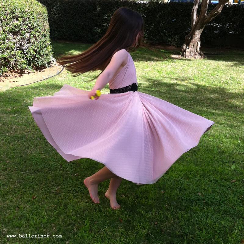 שמלת בת מצווה מרלין פודרה