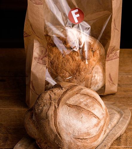 Fresh bread - loaf - approx 700g