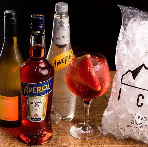Aperol Spritz Gin Kit
