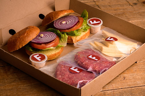 Burger This DIY kit