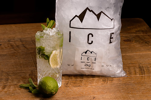Mojito (dbl) with ice - cocktail delivery