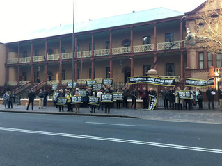 HUME COAL PROJECT DEFEATED - Impacts too great to be reasonably managed finds IPC - BATTLE WON!