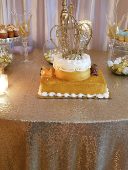 Table Decor  for Baby Shower