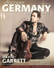 Discover Germany, Switzerland & Austria recently wrote about her (May Issue 2019)