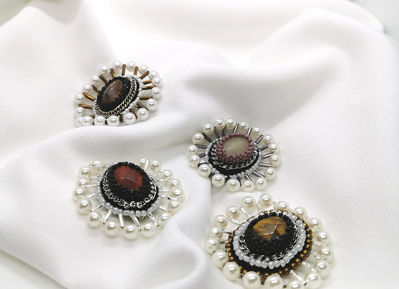 Broche CROWN