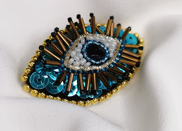 Broche COLORFUL