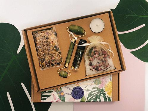 The Self-Care 'Pamper' box