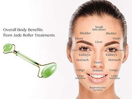 Facial reflexology- a DIY routine