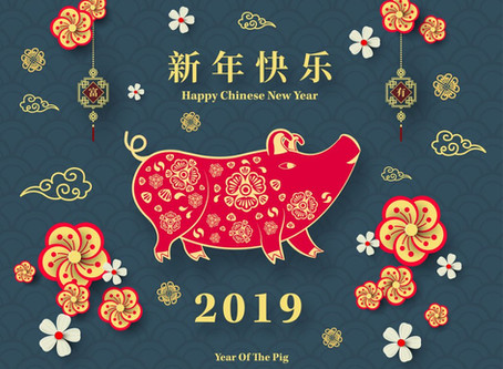 Chinese New Year - a time to reconnect with ourselves & others