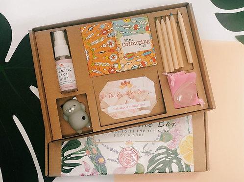 The Less Stress Box
