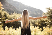 back-view-blonde-hair-countryside-757056