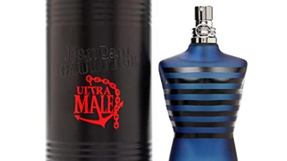 Ultra Male Jean Paul Gaultier for Men EDT Intense