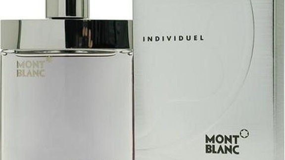 Mont Blanc Individuel for Men by Mont Blanc EDT