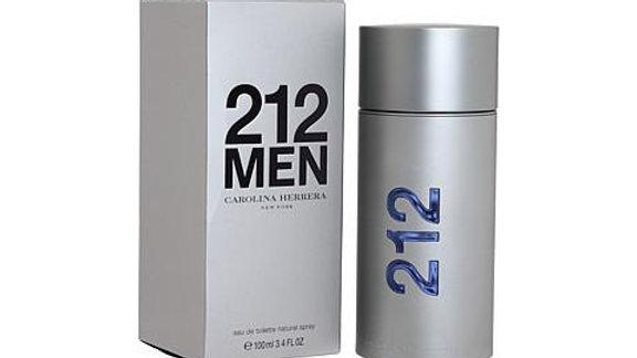 212 Nyc for Men by Carolina Herrera EDT