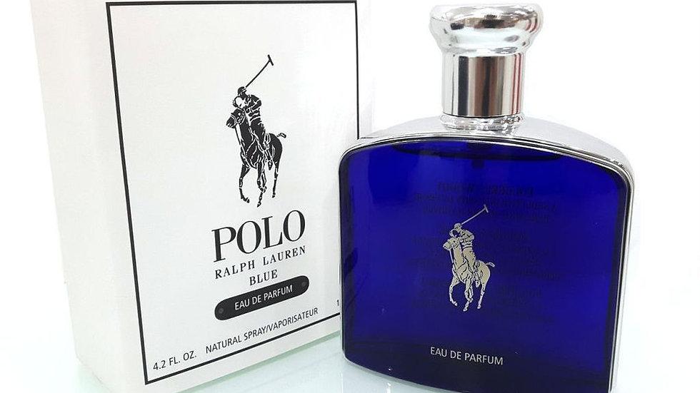 Polo Blue for Men by Ralph Lauren Eau de Parfum (Tester Box)