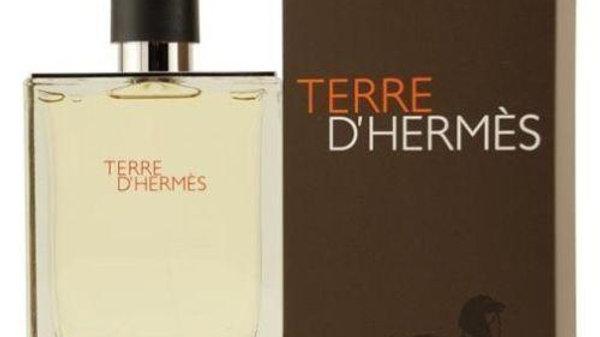Terre D'Hermes for Men by Hermes EDT   (Tester Box)