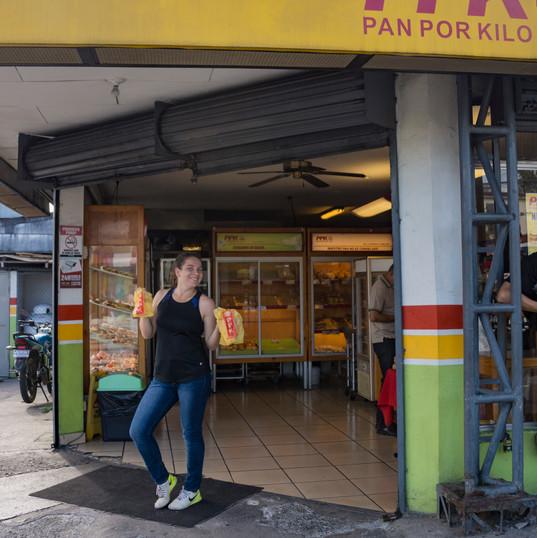 A local Panadería