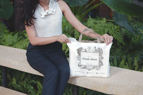 Juicedr Canvas Bag With EPS Foam Box