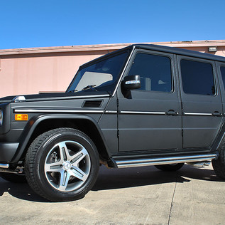 Space Gray G-Wagon