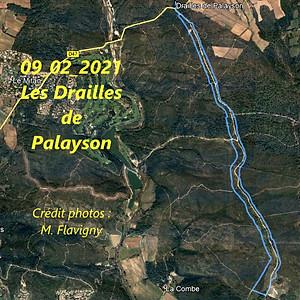 Les Drailles de Palayson