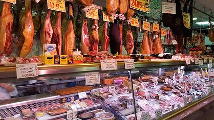 productos Gourmet, ahumados, foies, ibéricos al corte y por piezas...