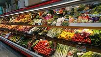 Frutas y verduras en Alimentación Villergas de Madrid