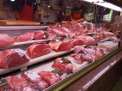 la mejor selección de carnes, ternera gallega, asturiana, aves, pollería, huevos y caza