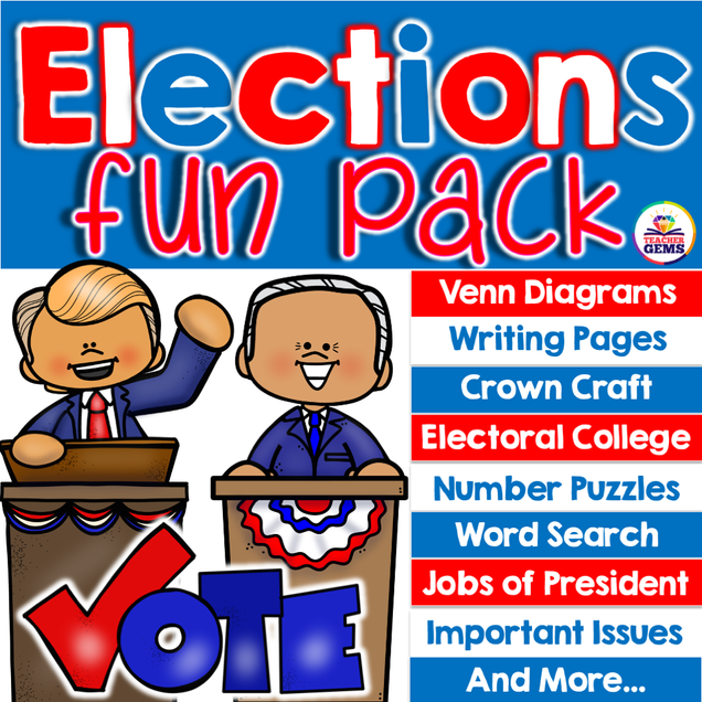 Elections Fun Pack