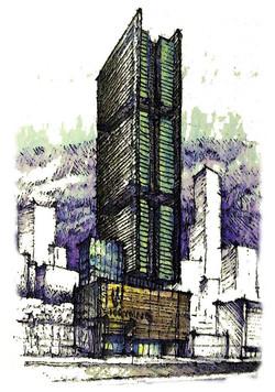 Torre bancaria multibank