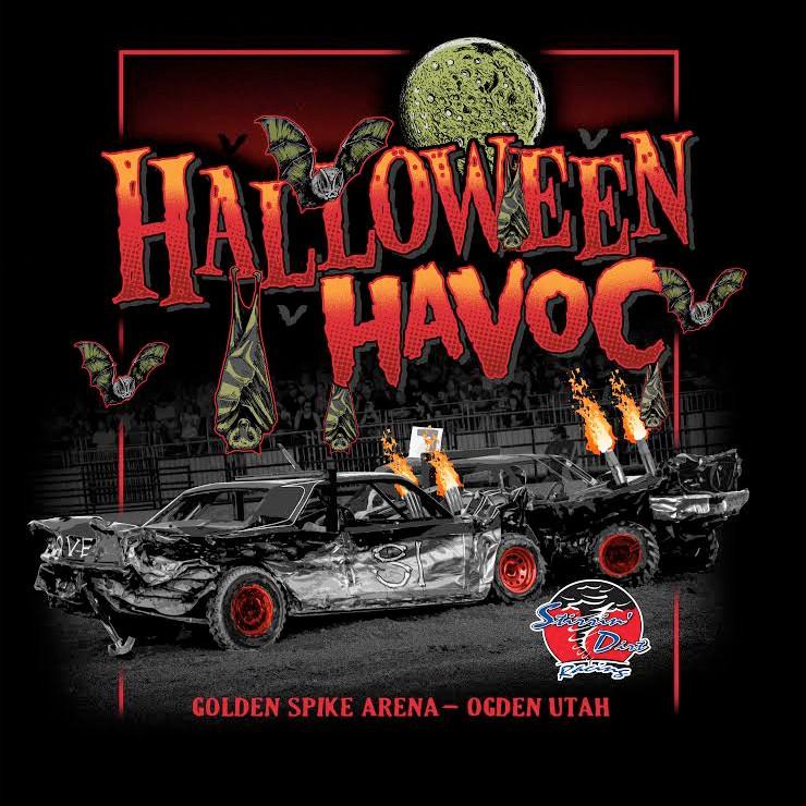 Halloween Havoc Demolition Derby