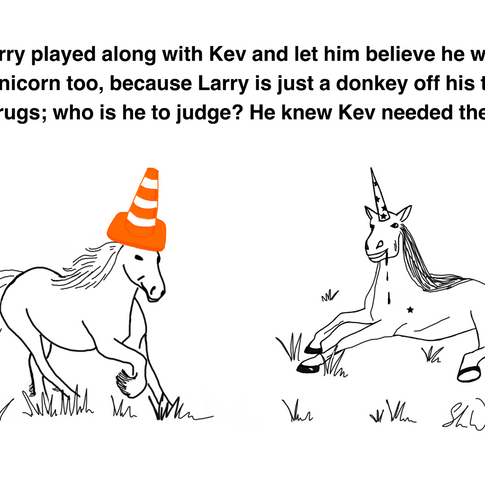 Ah Larry