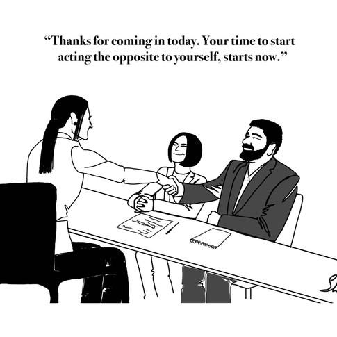 interviews are bullshit
