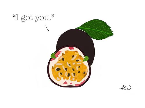 Compassion Fruit