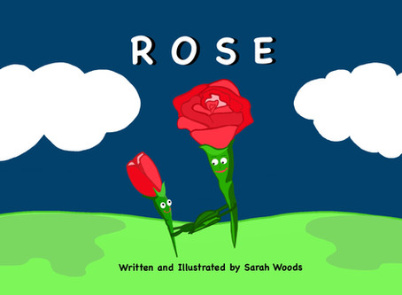 My First Children's Book - Rose