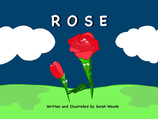 Rose, children's book about the cirlcle an bereavement