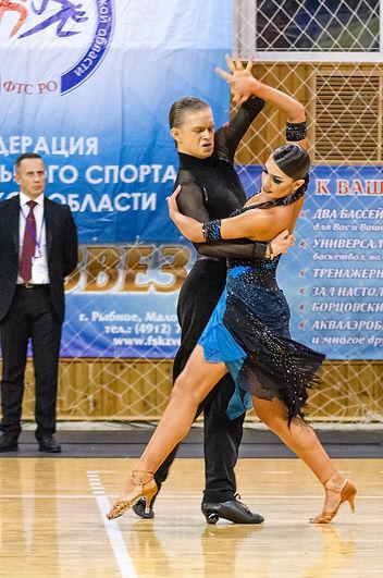 Чемпион Рязанской области_латиноамерикан