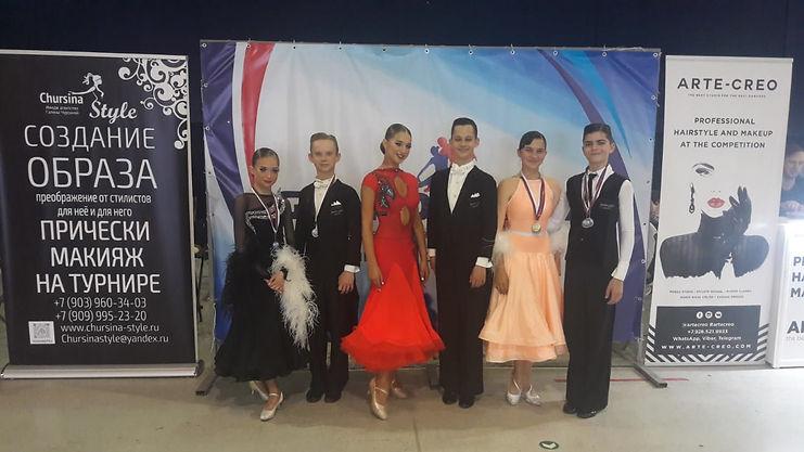 Юниорская сборная команда ТСК Грация.jpg