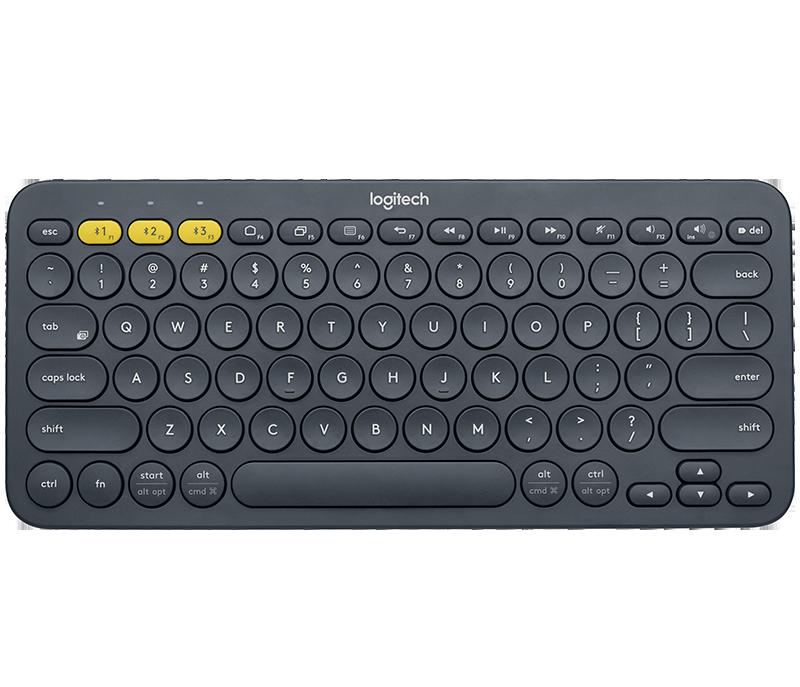 6 Ways to Type on Your Smartphone: Logitech K380 Wireless Keyboard