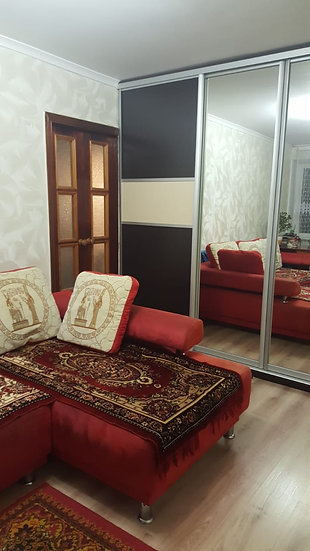 Двухкомнатная квартира на ул. Стасова.
