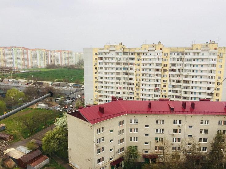 Двухкомнатная квартира на ул. Красных партизан