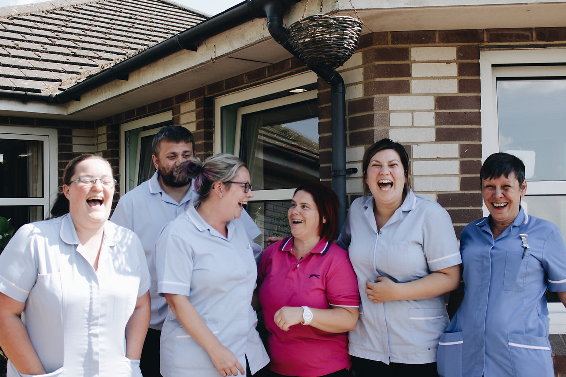 Euroclydon nursing home staff