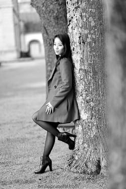 Aurélie séance photo Limoges